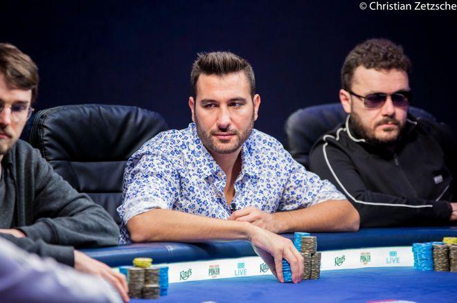 Дарио Саммаратино лидирует в турнире.