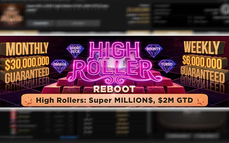Маттиас Эйбингер в финале турнира High Roller Million$ на GGPokerOk