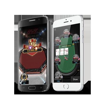 PokerOK на мобильных устройствах iPhone и Android