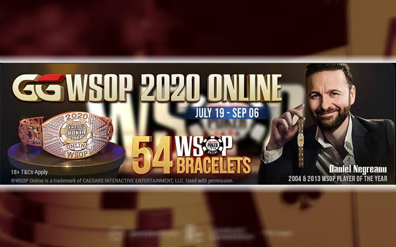 Серия WSOP 2020